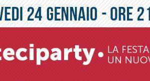 Locali: E' Parteciparty giovedì 24 al Lanificio di Roma