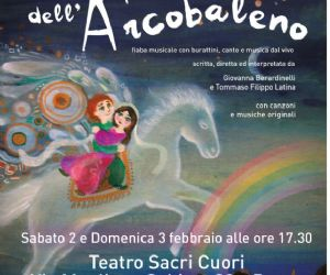 Spettacoli - L'associazione culturale Eufonia presenta I fiori dell'arcobaleno