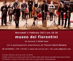 Concerti: Concerto di Musica Barocca e Contemporanea