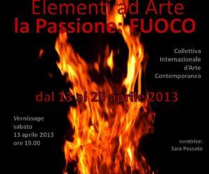 Altri eventi: Elementi ad Arte - la Passione: FUOCO - BANDO APERTO