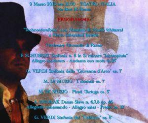 Concerti: Orchestra Giovanile di Roma: Simfonioj