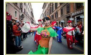 Altri eventi - Capodanno cinese 2013 - Anno del serpente