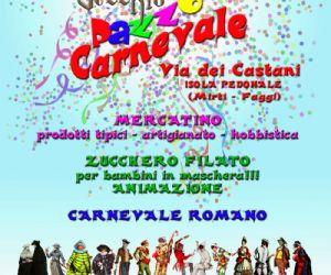 Attività - Vecchio pazzo Carnevale a Via dei Castani