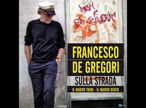 """Concerti - Francesco De Gregori """"Sulla Strada"""" il 14 marzo all'Atlantico"""