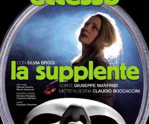Spettacoli - Al Teatro Nuovo Colosseo il monologo La Supplente