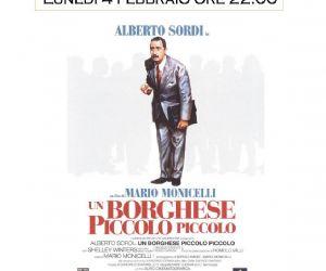 Rassegne: Un Borghese Piccolo Piccolo - Proiezione Film