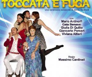 Spettacoli - Toccata e fuga - Commedia teatrale a Ostia