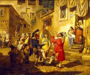 Visite guidate - A passeggio nel carnevale romano - Visita guidata
