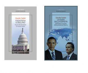 """Libri: Incontro-dibattito sul tema """"Precipizio fiscale o salto in avanti? La politica americana e le sue ricadute globali"""""""