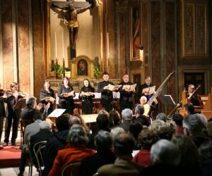 Concerti: 2013: trent'anni insieme a Giacomo Carissimi