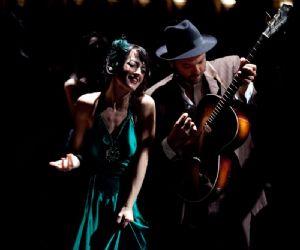 """Concerti: LIVE MUSIC II Francesco Forni e Ilaria Graziano duo - """"From Bedlam to Lenane"""""""