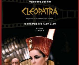 Rassegne: Accademia d'Egitto - Cinema Club - Cleopatra