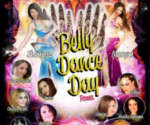 Festival: Belly Dance Day Roma - Maratona di Danza del Ventre