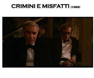 Rassegne - Crimini e Misfatti - Proiezione Cinematografica