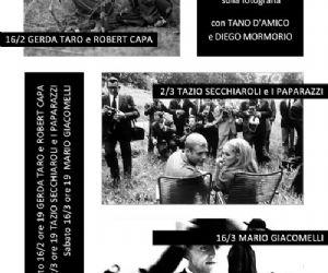 Corsi e seminari: Fotografia: Pro/Contro Gerda Taro e Robert Capa