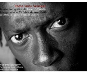 Mostre: WSP Photography presenta Roma Sunu Senegal mostra fotografica di Roberto Cavallini