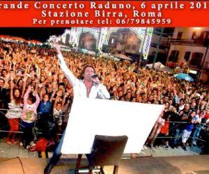Concerti: Povia: grande concerto-raduno a Stazione Birra
