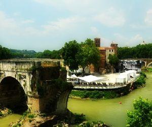 Visite guidate: Visita guidata all'Isola Tiberina e al Ghetto ebraico di Roma