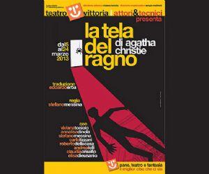Spettacoli: Al Teatro Vittoria La Tela del Ragno di Agatha Christie