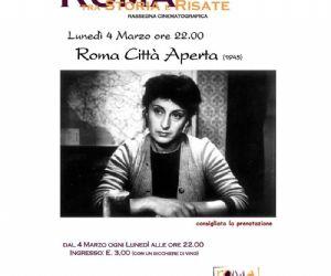 Rassegne: Roma Città Aperta - Proiezione Cinematografica