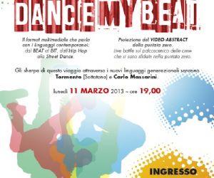 Serate - DANCE MY BEAT - Live Presentation al Teatro Ambra alla Garbatella