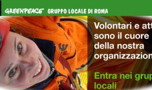 Attività - Riunione introduttiva per diventare volontari di Greenpeace