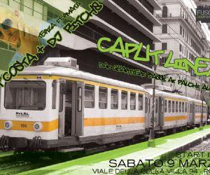 """Concerti: Caput Linea """" Dai quartieri bassi ai palchi alti """" 3a Fermata"""