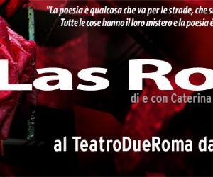 Spettacoli - Il balletto di Spoleto al Teatro Due di Roma. Las Rosas - concerto per García Lorca. Spettacolo concerto in danza e videografie