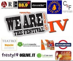Festival: We A.R.E. The Festival, tutti i mercoledi' al Sotto Casa di Andrea