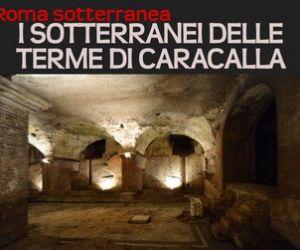 Visite guidate - I Sotterranei delle Terme di Caracalla - visita guidata