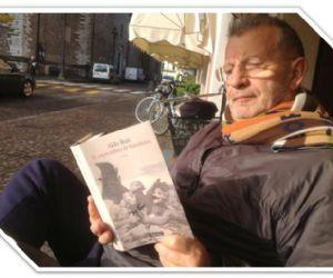 """Libri - Giovedì 14 marzo Aldo Busi """"One man writer"""" a Libri Come - Auditorium Parco della Musica - Sala Petrassi"""