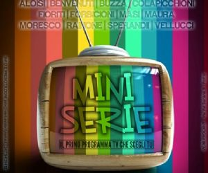 Spettacoli: Ass.VerbaVolant presenta l'ultimo capolavoro dell'Officina Amatori: Mini Serie - Vuvvù la Miniserie la scegli tu!