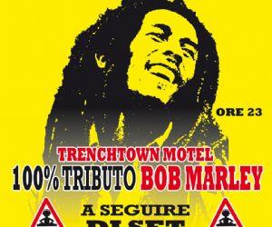 Concerti - Love Party (Bob Marley tribute + disco + partita) al Sotto Casa d'Andrea