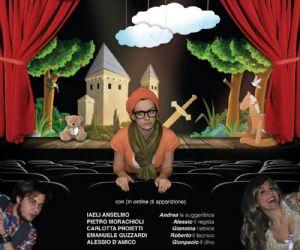 Spettacoli: Spazioteatro in collaborazione con Il Cantiere Teatrale presenta Andrea la Magnifica di Isabelle Candelier