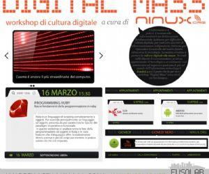 "Attività - ""Digital Mass""  Workshop su tecnologia e innovazione a cura di Ninux.org"