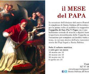 Visite guidate - I Papi a Santa Sabina all'Aventino