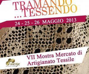 Mostre - VII edizione della Mostra - Mercato Internazionale del settore tessile a Zagarolo
