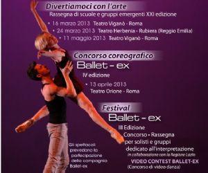 Spettacoli: Ballet-ex presenta Timeless!