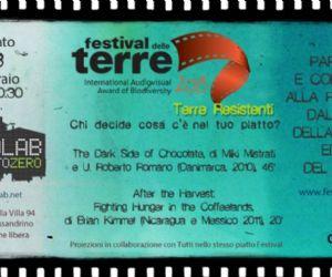 """Rassegne - Selezione di Film del Festival """"Terre di Crocevia"""""""