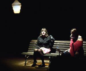 Spettacoli: RAW teatro crudo con Alessandra Vanzi e Marco Solari