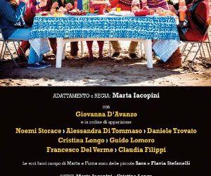 "Spettacoli: ""Questa sei tu"" regia di Marta Iacopini"