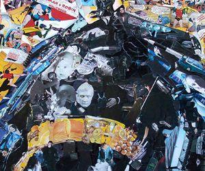 Mostre: Pintage, La Ribellione del modulo. Mostra di Ilaria Rezzi