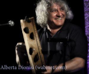 Concerti: Master Class di tamburi a cornice con maestro Alfio Antico