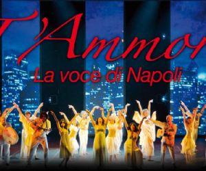 Spettacoli - T'AMMORE La Voce di Napoli
