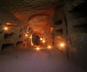 Visite guidate - Visita alla Catacomba di Vigna Randanini