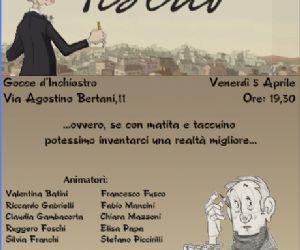Serate - Tiberio, ridisegnamo la realtà?!?!