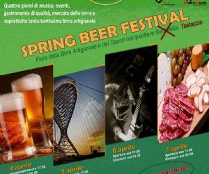 Festival - Spring Beer Festival –Fiera della Birra Artigianale e dei Sapori a Testaccio