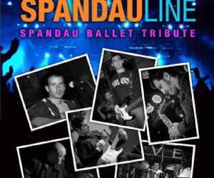 Concerti: Spandauline, tributo Spandau Ballet in concerto disco-pub Nag's Head