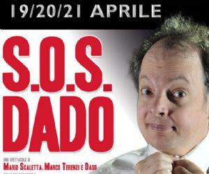 Spettacoli: Ritorna al Teatro Ambra alla Garbatella S.O.S. Dado