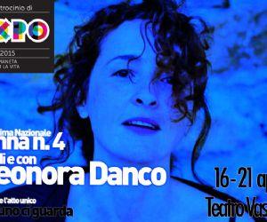 Spettacoli: Il teatro asociale di Eleonora Danco al Vascello
